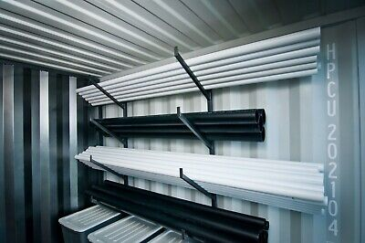 Cargo Container Shipping Container Large Steel Hanging Pipe Rack - Bracket