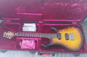 Sterling Music Man JP100 Guitar Norman Park Brisbane South East Preview