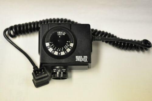Vivitar remote sensor for their 365 handle flash.