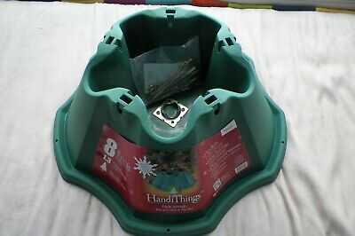 Jack-Post Star Tree Stand For Trees Up to 8' Tall w/ Eye Bolts & Steel Caps
