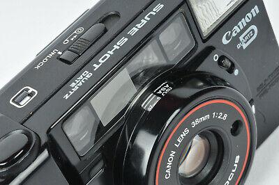 Canon Sure Shot QD (AF35M II QD) 35mm Compact Film Camera 38mm f/2.8 Lens
