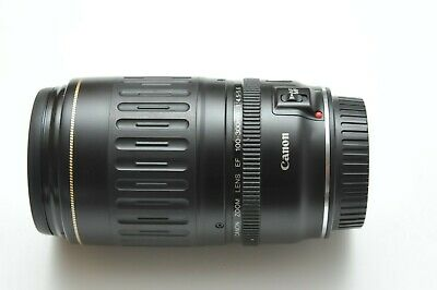 Canon EF 100-300mm f/4.5-5.6 USM Lens For Canon T3 7D Mark II 80D 70 T7i T5 T4