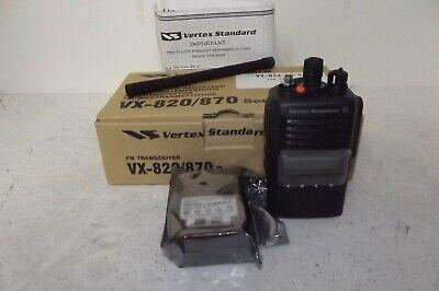 Vertex Vx-824 Vhf Portable 134-174mhz 5w