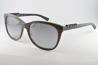 DKNY DY 4126 366811 Grey Rule/Grey Transparent Womens Sunglasses