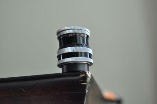 Switar C Mount Cine Lens 16mm F1.8 AR lens for Bolex H16 cameras