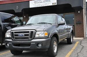 2011 FORD RANGER SPORT SUPERCAB 4-DOO