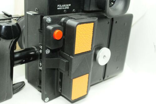 Lo-Fi custom instant back for Polaroid 600se shoots I-type, 600, sx-70 uses aaa