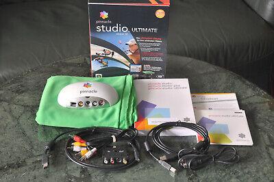 Pinnacle Studio Moviebox 510 USB mit Firewire-Anschluss (IEEE 1394) mit Software