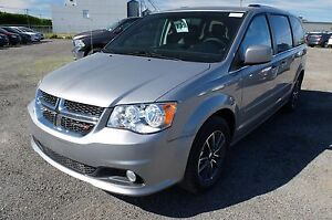 2017 Dodge GRAND CARAVAN,  STOW'N GO SXT PREMIUM PLUS