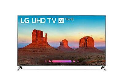 """LG 65"""" Class 4K (2160P) Smart LED TV (65UK6500AUA)"""