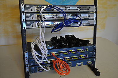 Cisco  CCNA & CCNP Certified Network Professional Home Lab Kit