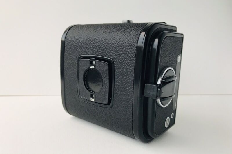 Hasselblad A16 Type II 2 645 6x4.5 Black 120 Film Back Matching Serial Numbers