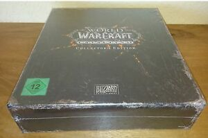 World of Warcraft - Cataclysm Collectors Edition Collector - WoW OVP NEU Sealed!