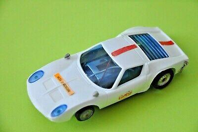 POLICAR POLISTIL A71 LAMBORGHINI MIURA SLOT CAR PISTA ELETTRICA SCALA 1/32 segunda mano  Embacar hacia Spain