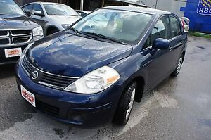 2007 Nissan Versa 1.8S | POWER GROUP | CLEAN CARPROOF |