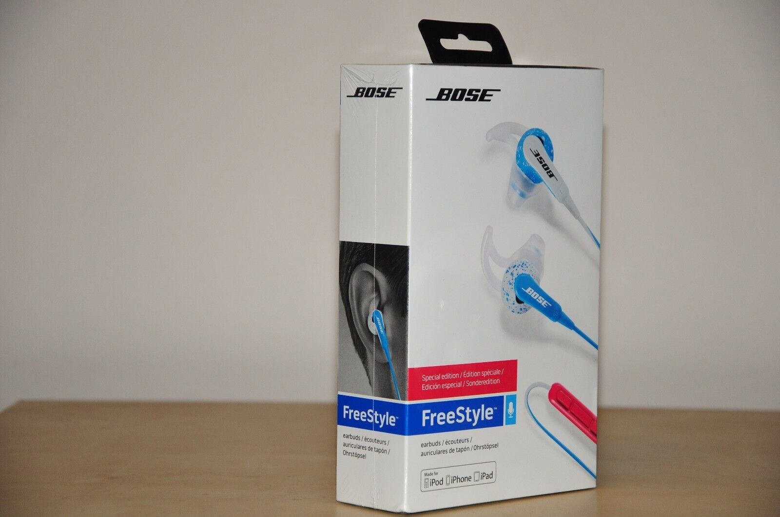 Bose Freestyle Earbuds, Indigo - Wired
