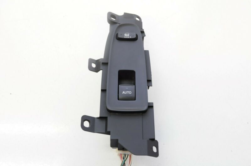 LEXUS GS 450h 2007 RHD FRONT LEFT DOOR WINDOW REGULATOR CONTROL SWITCH