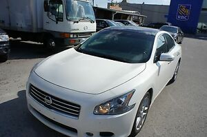 2009 Nissan Maxima SV | LEATHER | BACKUP CAM | PANO SUNROOF | HE