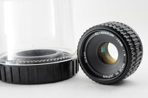 [Excellent+++] NIKON EL-NIKKOR 75mm F4 Enlarger Lens w/ Case
