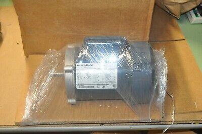 Marathon Electric Ac Motor Model 5kc35mn73j Hp 13 Volts 115230 Phase 1 New
