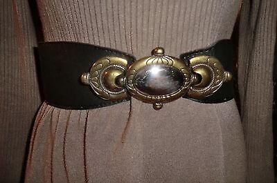 Gürtel Damengürtel Vintage Look Schmuckgürtel Hüftgürtel Schmuckschließe