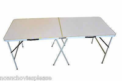 "Extra wide retail display, craft, seamstress sewing table 80cm/31.5"" wide"