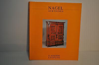 Nagel Auktionen Leipzig 6.-7.10- 2000