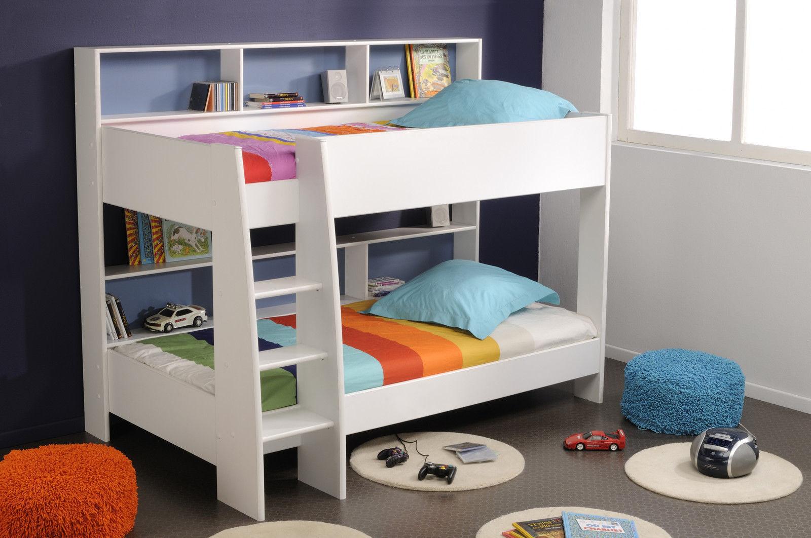 Etagenbett Tam Tam Gebraucht : Parisot etagenbett tam für zwei kinder weiß lis ebay