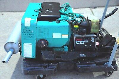 Onan Generator 6500 Watt Emerald Iii Plus Rv Motorhome