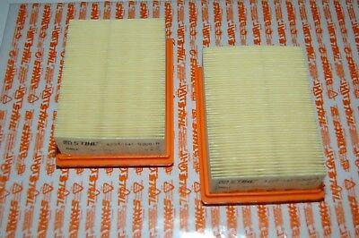 4224 Original Stihl 2x Filter Luftfilter für TS 700 und TS 800 Trennschleifer
