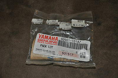 Yamaha Brand New ATV Shiftier Lever Spring # 90501-101A7-00  Pack Of 5