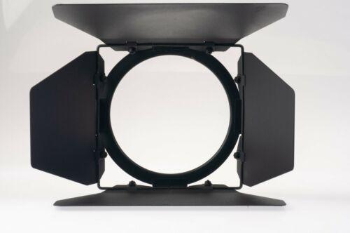 "4-Leaf Barndoor Metal Light Modifier 6.25"" Inch Unbranded (7286)"