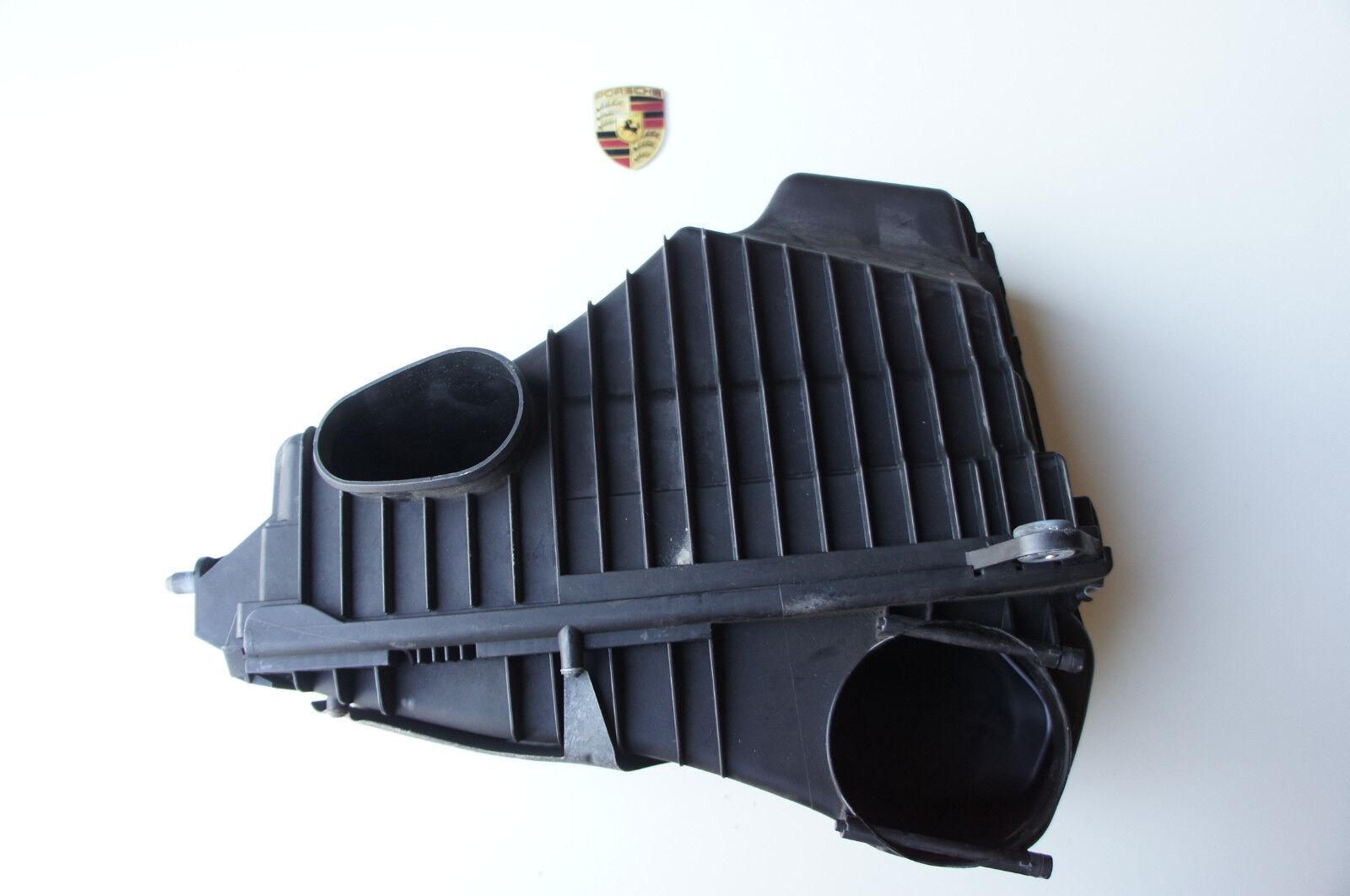 Porsche 955 Cayenne Luftfilter Luftfilterkasten L 95511002110 - 95511002100 LK1