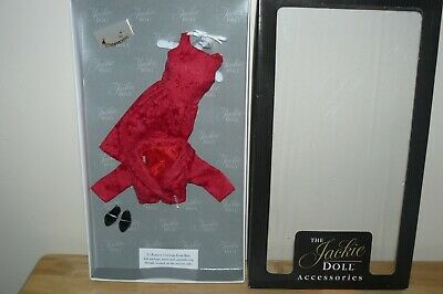 Franklin Mint Jackie Kennedy Doll Christmas At The White House Ensemble W COA for sale  Shipping to Canada
