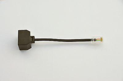ISDN-Kreuzadapter (TE/NT) mit Abschlusswiderstand für LANCOM-Router (Kreuzkabel)