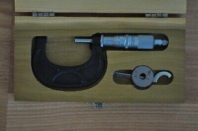 Scherr Tumico Micrometer 1-2 Inch