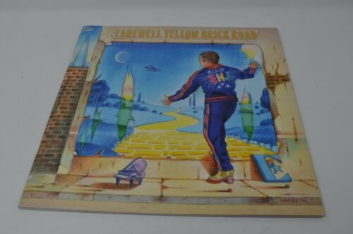 Elton John Collectible 2019 Farewell Yellow Brick Road Tour Book/Program NEW