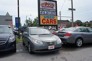 2010 Hyundai Elantra GL   POWER GROUP    A/C   CLEAN CARPROOF  