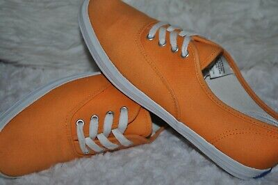 KEDS Womens ORANGE Shoes Sneakers SIZE 6 ()
