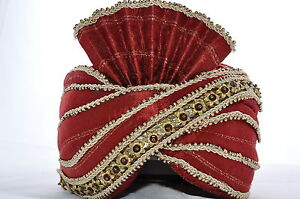 Maharaja indien turban paghdi homme carnaval d coration for Decoration fenetre carnaval