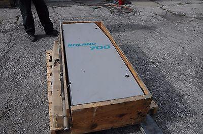ManRoland 700 Printing Unit Electrical Cabinet Man  P27329515