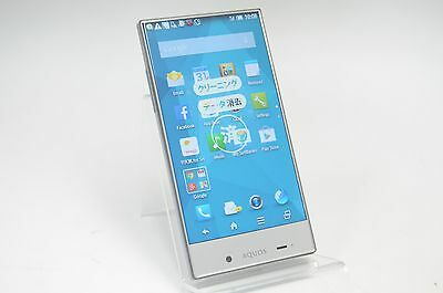 SOFTBANK SHARP AQUOS CRYSTAL UNLOCKED 305SH WHITE Android shipping from JAPAN