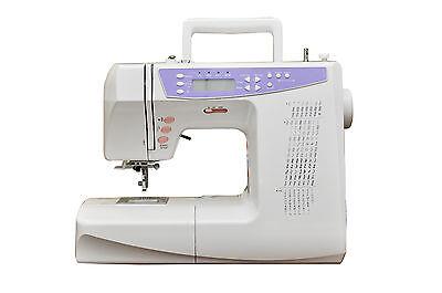 Sewing Machine 404 Electronic, 170 Stitches/Alphabet, Ext Ta