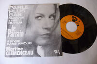 Martine Clemenceau,parle Plus Bas- Disco 45 Giri Barclay Fr 1973, Perfect-ost -  - ebay.it