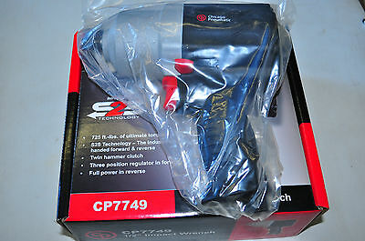 Chicago Pneumatic Cp7749 - 12 Inch Drive Composite Air Impact Wrench 725 Ftlbs