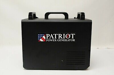 Patriot Solar Power Generator 1500 Watt Generator