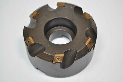 Kennametal Valenite Indexable Cutter Shell Mill Facemill 4.5 Dia. 2 Arbor
