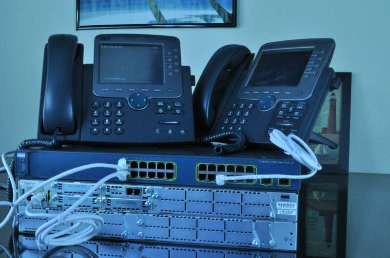 Cisco CCNA Voice Collaboration Lab Kit