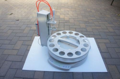 🍀 NICE Mettler Toledo 15 Place Rondo Tower Sampler Changer Titrator T50 T70 T90