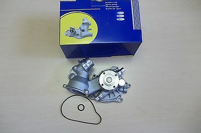 New Bmw 550i 750i 750LI X5 650I  Water Pump V8  NEW With Metal Pulley